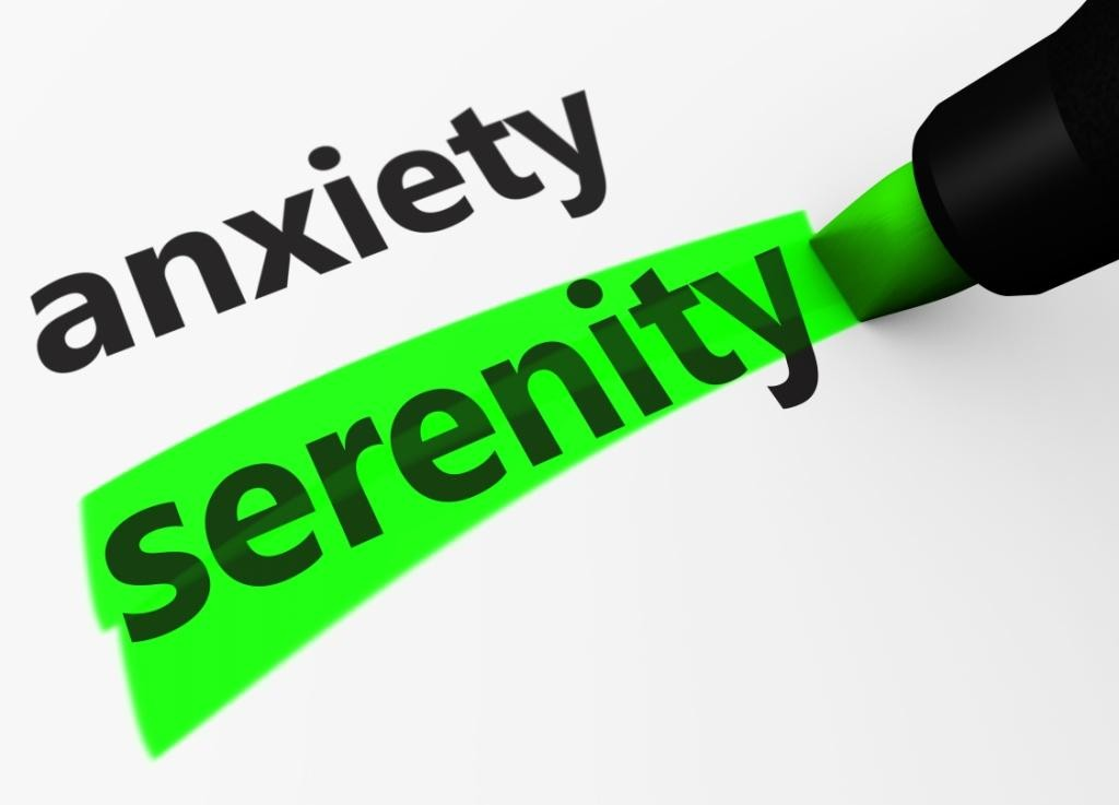Serenity or Anxiety