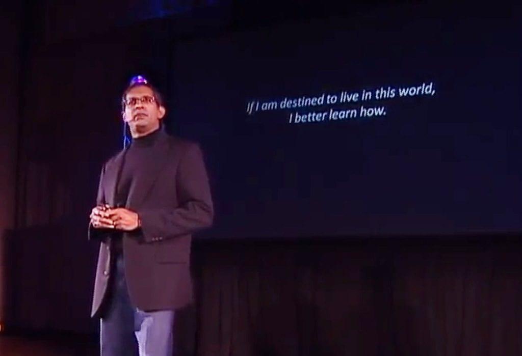 TEDx Krishna Pendyala