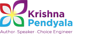 The Krishna Pendyala logo